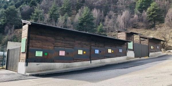 Nova àrea d'aportació de residus del Parc Nacional al nucli d'Espot
