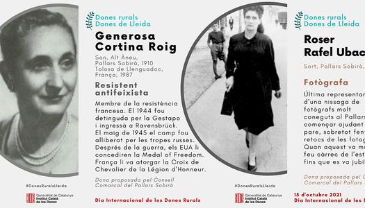 15 d'octubre, Dia Internacional de les Dones rurals