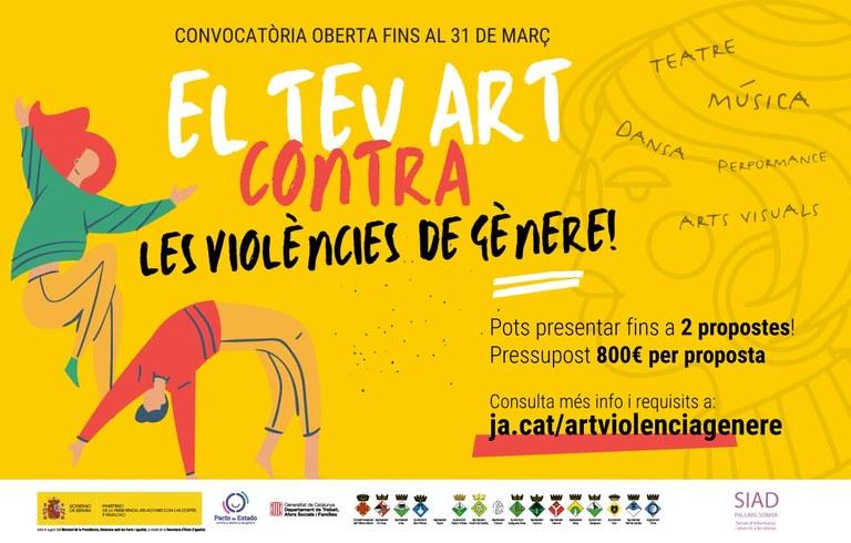 Convocatoria. El teu art contra les violencies de genere.jpg